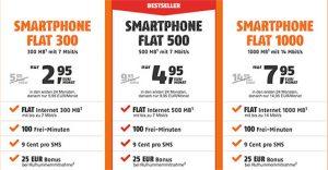 Telekom Netz: 1GB mit 100 Freiminuten für 7,95€