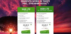 MD Telekom Magenta Mobil M für rechnerisch 22,45€