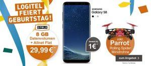 OTELO Allnet Flat XL (bis zu 4GB) ab 29,99€ mit Smartphone ab 1€