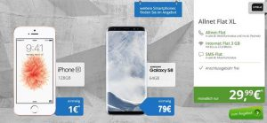 2,5GB OTELO Allnet Flat XL für 29,99€ mit Smartphone ab 1€