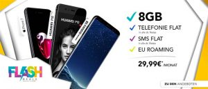3GB OTELO Allnet Flat XL für 29,99€ mit Smartphone ab 1€
