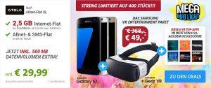 2,5GB OTELO Allnet Flat XL für 29,99€ mit TOP Smartphone ab 4,95€
