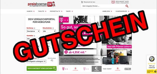 Preisboerse24 Gutschein Dezember 2017