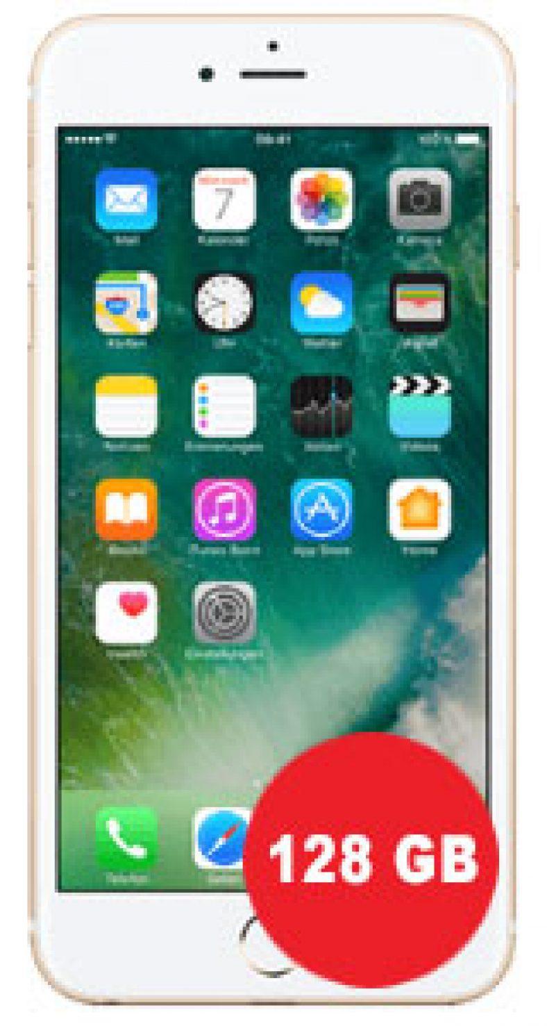 Apple iPhone 6s Plus 128GB mit Vodafone Smart L Plus (Aktion)