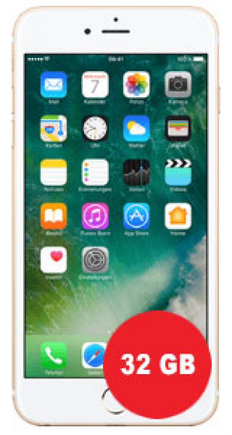 Apple iPhone 6s Plus 32GB mit Vodafone Red XL (+5)