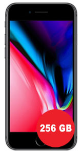Apple iPhone 8 256GB mit Vodafone Smart L