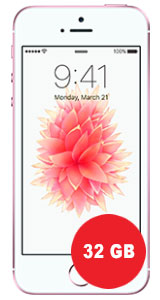 Apple iPhone SE 32GB mit Vodafone Young S