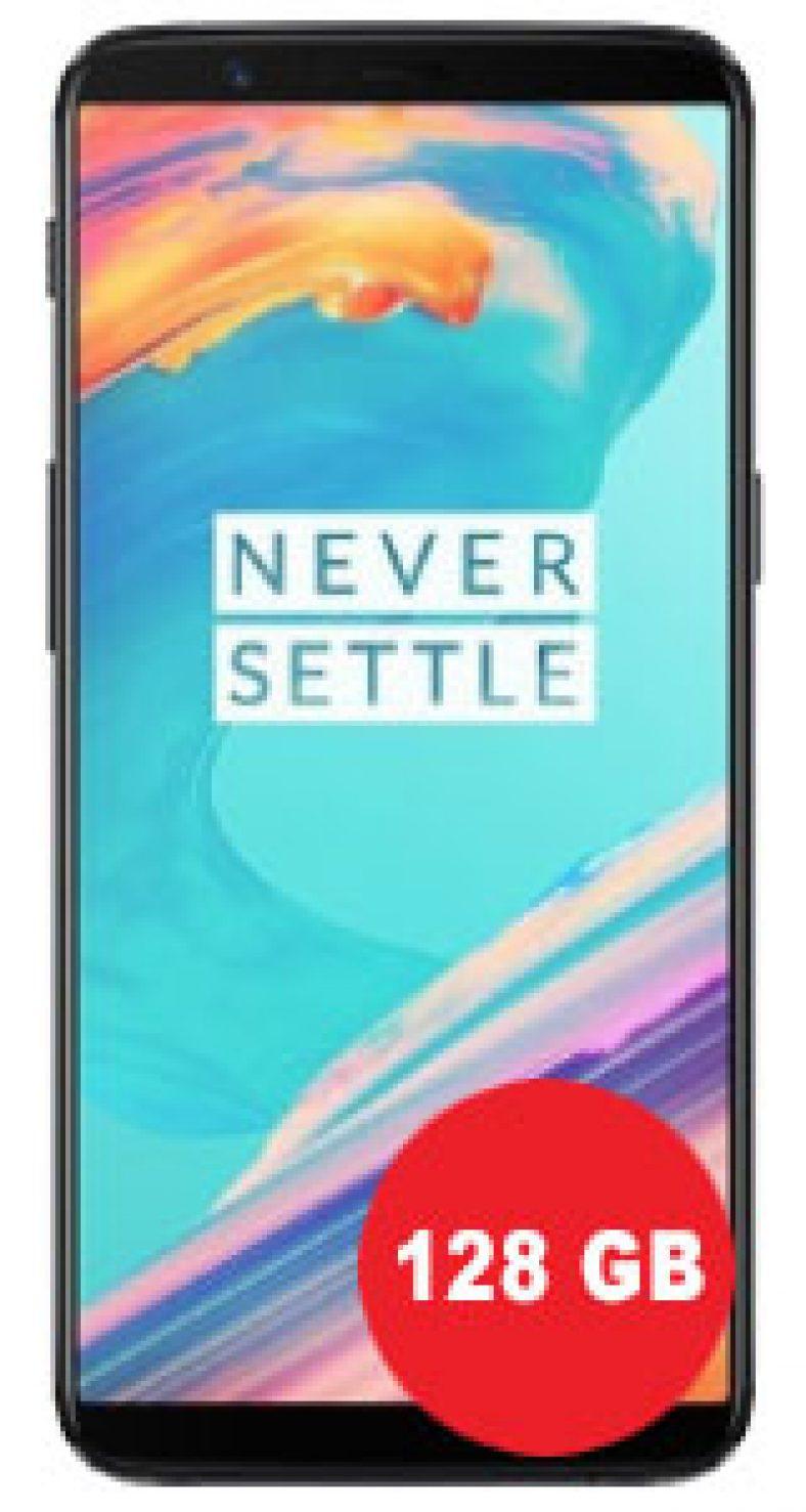 OnePlus 5T 128GB mit Vodafone Smart L Plus (Aktion)