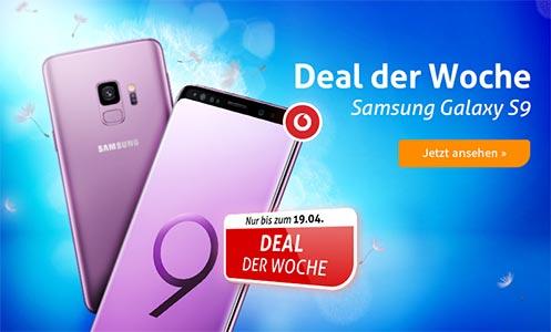 5GB LTE Vodafone Smart L Plus für 36,99€ mit Apple iPhone 8 ab 59€
