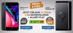 2GB Mobilcom Debitel Comfort Allnet - Angebote Mai 2018