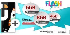 4 GB LTE otelo Allnet-Flat Classic Highspeed LTE Angebote