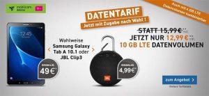 10GB LTE im Telekom Internet Flat für 12,99€