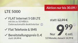 maXXim LTE Tarife mit bis zu 5GB ab 4,99€