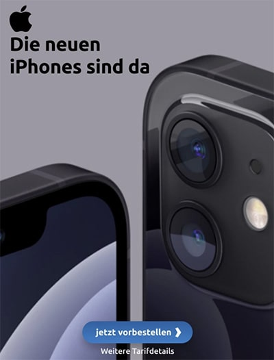 Apple iPhone 12 (Pro | Max) Vorbestellung 2020