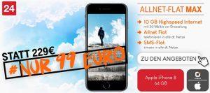 otelo Allnet-Flat Max 10GB (LTE oder UMTS) ab 29,99€ - Angebote Oktober 2018