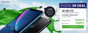 o2 Free M Boost (bis zu 20 GB LTE) mit Galaxy S9, Apple iPhone 8 ab 4,95€ uvm.