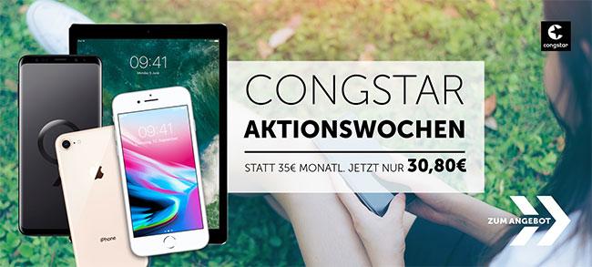 6GB Congstar Allnet Flat Plus ab 30€ mit Huawei P20 lite für 1€ *Telekom Netz*