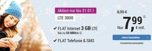 Simply Allnet Flat Tarife mit und ohne Smartphone - Angebote 2019