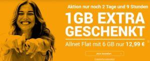 winSIM LTE Allnet Flat Tarif ab 6,99€ - Angebote 2019