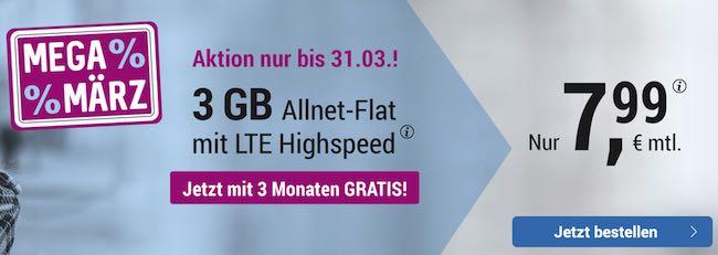 Simply Allnet Flat Tarife ab 6,99€ mit und ohne Smartphone - Angebote 2019