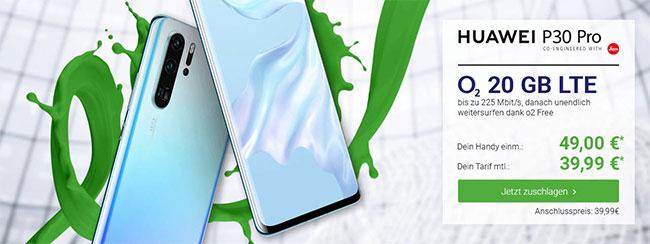 o2 Free M Boost (bis zu 20 GB LTE) mit Samsung Galaxy S10, Apple iPhone Xr ab 4,95€ uvm.