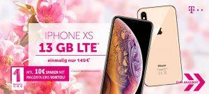 Telekom Magenta Mobil M (Young) mit Samsung Galaxy S10 für 4,95€