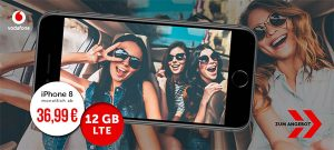 7GB Vodafone Smart L Plus ab 36,99€ mit Galaxy S10, Huawei P30 ab 4,95€