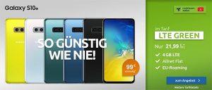 MD Green LTE Tarife ab 13,99€ mit TOP-Smartphones ab 1€ | Vodafone LTE Netz | Bis zu 6GB