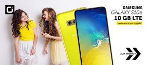 10GB otelo Allnet-Flat Max ab 29,99€ (LTE Netz) mit TOP-Smartphones ab 1€
