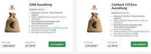 Vodafone DataGO M & DataGO L - Datentarife | Angebote 2019