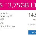 MD Telekom Magenta Mobil XS für 14,95€ - 3,75GB LTE