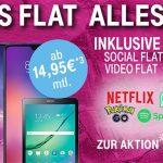Telekom Magenta Mobil S (Young) ab 14,95€ mit Handy ab 1€ | bis zu 11GB LTE