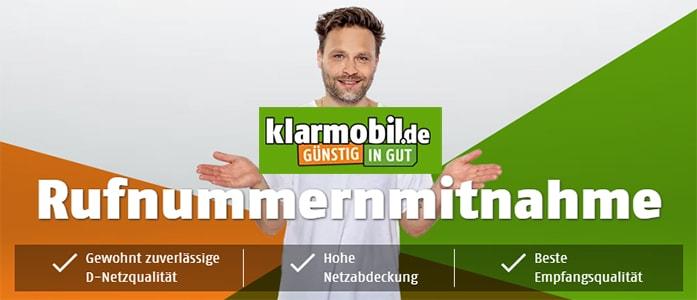 Rufnummernmitnahme Klarmobil | Infos und Überblick
