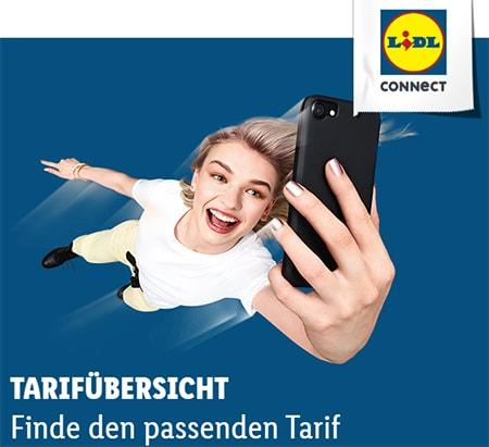 Lidl Connect jetzt im Vodafone LTE Netz ab 4,99€ | ohne Laufzeit