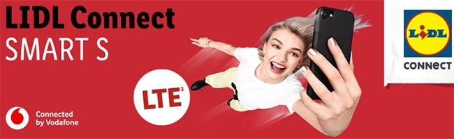 Lidl Connect jetzt im Vodafone LTE Netz | Tarife Übersicht