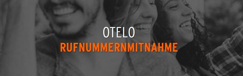 Rufnummernmitnahme otelo | Infos und Überblick