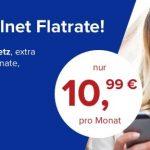 Tarifhaus 4GB Vodafone LTE Handyvertrag für 10,99€