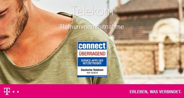 Rufnummernmitnahme Telekom | Infos und Überblick