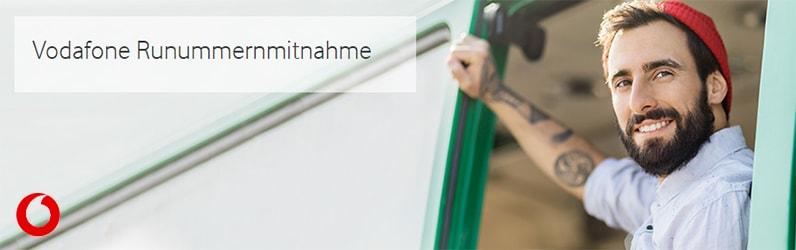 Rufnummernmitnahme Vodafone | Infos und Überblick