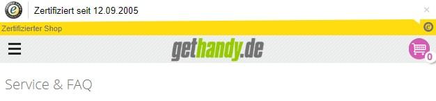 Handybude Bewertung, Erfahrungen, Infos und Angebote 2019