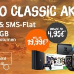 otelo Allnet-Flat Classic (bis zu 8GB LTE) ab 19,99€ mit Xiaomi Mi 9 (128GB) für 66€ uvm.