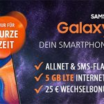 otelo Allnet Flat GO 5GB LTE für 14,99€ Apple AirPods für 0€ | Samsung Galaxy A20e für 1€