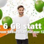 Klarmobil Allnet Flat mit 6GB für 12,99€ / Monat | Telekom LTE Netz