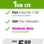 Klarmobil Smartphone Flat Tarife ab 3,99€ | Telekom LTE Netz