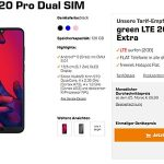MD Green LTE (2GB, 6GB, 8GB) Telekom Tarife ab 11,99€ mit Huawei P20 Pro für 79€ (eff. -0,71€)