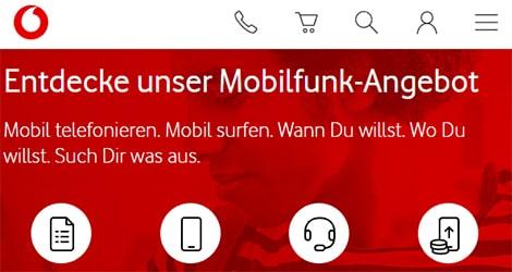 Vodafone Erfahrungen, Bewertungen, Infos und Angebote 2019