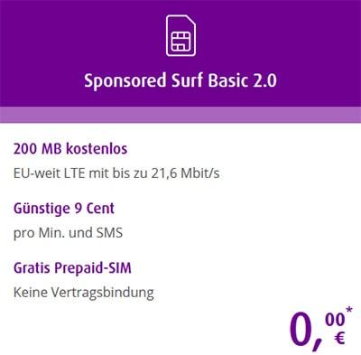 Netzclub Handyvertrag mit 200MB kostenlos