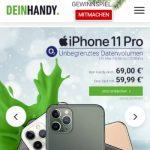 o2 Free Unlimited (unbegrenztes Datenvolumen) für 59,99€ mit iPhone 11 Pro ab 69€   OnePlus 7T Pro für 4,95€ uvm.