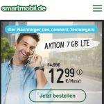 smartmobil LTE Tarife bis zu 10GB LTE ab 7,99€   täglich kündbar