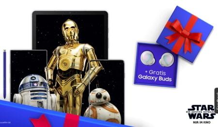 Samsung Galaxy Fest der Sterne